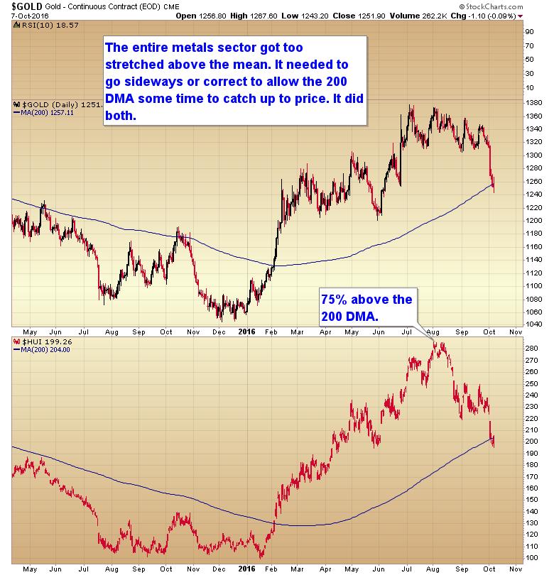 bull markets corrections